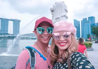Modal Nekat, Pasangan Ini Habiskan Rp 4 Juta untuk Liburan di 5 Negara
