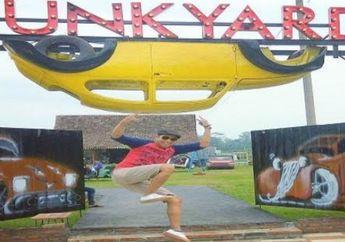 Junk Yard Auto Park Magelang, Lokasi Foto yang Instagramable