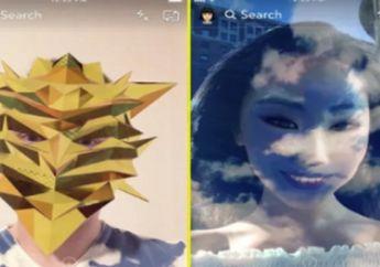 Snapchat Luncurkan Fitur Filter Wajah, Pokoknya Ajib Banget Dah