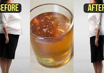 Minuman Ajaib Ini Ampuh Hilangkan 5 Kilogram Berat Badan dalam 7 Hari
