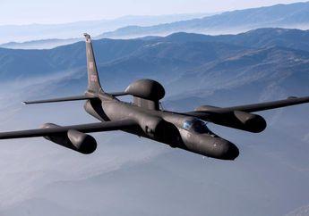 Seram! Pesawat Kiriman CIA Ini Sering Terbang di Langit Indonesia Tanpa Terdeteksi