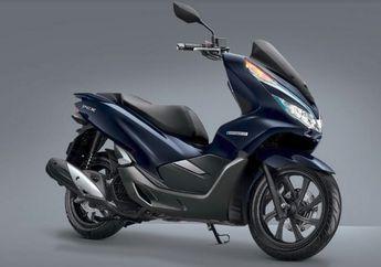 Skutik Hybrid Pertama, All New Honda PCX Dilego Rp 40 Jutaan