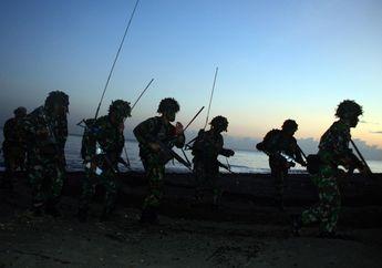 Meski Mesin Kapalnya Mati, Pasukan Infiltran TNI AL Ini Berhasil Memenangkan Pertempuran saat Dikeroyok  Pesawat Tempur dan Kapal Perang Belanda