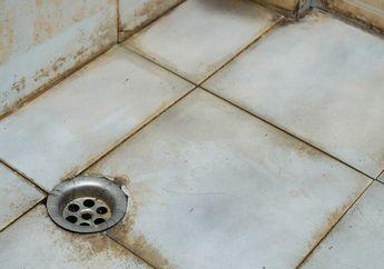 Tips Sederhana Ini Bakal Bikin Lantai Kamar Mandi Bersih dari Kerak Membandel