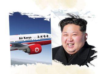 Dikenal Kaya Raya, Pesawat Pribadi Kim Jong Un Ternyata Tak Mampu Lagi Terbang Jarak Jauh