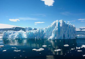 Atasi Krisis Air, Peneliti Berencana 'Bajak' Gunung Es di Antartika