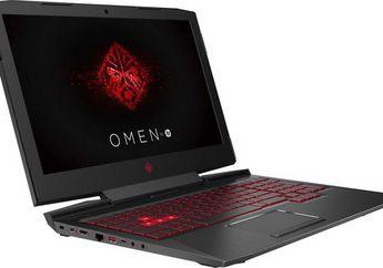 HP Omen 15 (ce088TX): Notebook Gaming Full HD berbasis Intel Kaby Lake