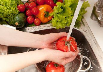 Inilah Cara Terbaik Mencuci Sayur dan Buah Agar Terhindar Dari Bakteri