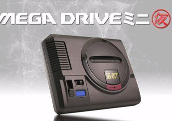 Nggak Mau Kalah Sama Nintendo, Sega Bakal Rilis Mega Drive Mini!