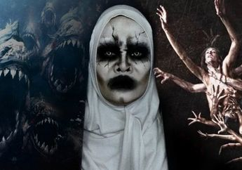 Catat! 5 Film Horror ini Akan Segera Menghantuimu, Ada si Valak