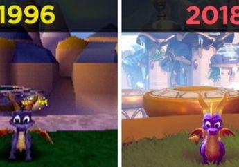 Keren! Ini 7 Perbedaan Grafik Game PlayStation 90an & Versi Terbarunya