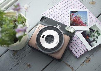Cek Spek Fujifilm Square SQ6, Kamera Instax yang Simpel dan Keren
