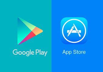 Meski Pengapalan Ponsel Lesu, Pendapatan App Store Kalahkan Play Store