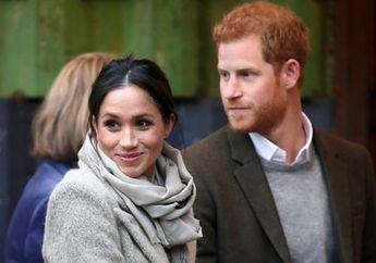 Tiba di London, Ibu Meghan Bawa Petunjuk Seputar Gaun Pengantin?