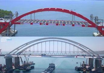 (Video) Bukan Cuma Jokowi, Rupanya Putin Juga Punya Proyek Jembatan, Bahkan yang Terpanjang di Eropa, Lo!