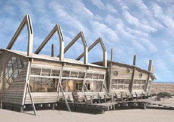 The Shipwreck Lodge, Hotel Mewah di Afrika Tempat Bulan Madu Harry-Meghan, Per Malam Rp28 Juta!