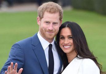 Jelang Pernikahan Royal, Ribuan Orang Rela Menginap di Jalan Sambil Memakai Atribut Unik