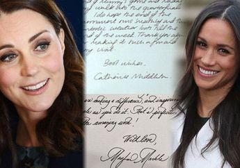Simak Gestur Kate Middleton dan Meghan Markle, Bukti Kedekatan Mereka?