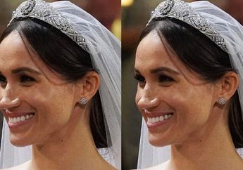 Ini Rahasia dan Alasan Dibalik Makeup Sederhana Meghan Markle yang Membuatnya Memesona