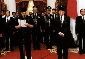 Hari Ini dalam Sejarah 21 Mei 1998: Soeharto Lengser Keprabon dan Kronologi Desakan Gerakan Reformasi