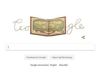 Abraham Ortelius, Pencipta Atlas Modern Pertama yang Muncul di Google Doodle Hari Ini