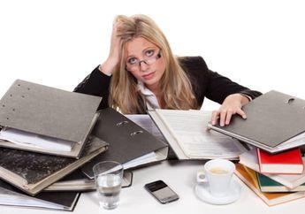 Stres karena Pekerjaan Mengganggumu? Coba Hilangkan dengan Cara Ini