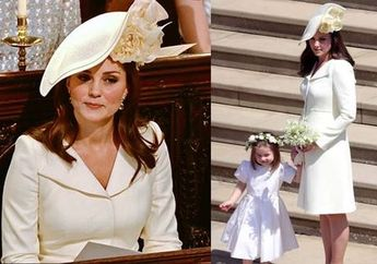 Bukan Berhemat, Inilah Alasan Mengapa Kate Middleton Sering Memakai Baju Lama Dalam Beberapa Acara