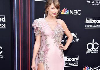 Taylor Swift Curi Perhatian Warganet Karena Unggahan Foto di Media Sosial
