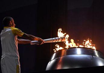 Hal yang Tak Pernah Anda Ketahui dari Api Olimpiade yang Konon 'Diidamkan' Banyak Orang