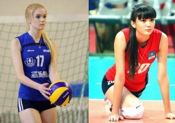 Duel Atlet Voli Cantik! Pilih Sabina Altynbekova atau Alisa Manyonok?