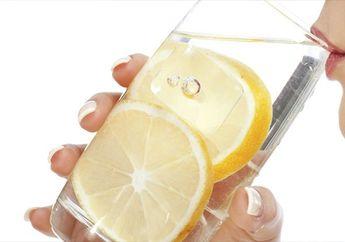 Manfaat Luar Biasa Mengonsumsi Air Lemon Selama Masa Kehamilan