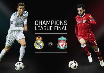 Head to Head Liverpool vs Real Madrid dari Masa ke Masa, Ada yang 4-0!