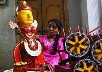 Nasib Pengrajin Mainan Kayu di India Terancam Akibat Penebangan Hutan