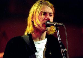 Kisah Kurt Cobain yang Pernah Ingin Mengakhiri Nirvana, Sedih Banget!