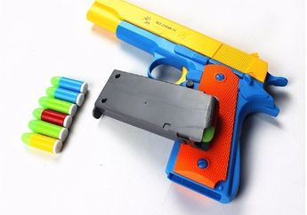 Tragis, Dikira Pistol Mainan, Seorang Kakak Tembak Adiknya Sampai Tewas