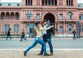 Mengenal Tango, Tarian Rakyat Bawah yang Kini Jadi Tarian Bergengsi