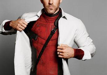 Beda Banget! Penampakan Masa Kecil Ryan Reynolds sebelum jadi Deadpool