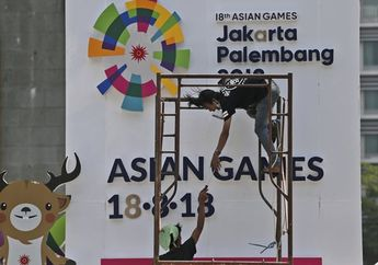 India Akan Memangkas Ratusan Atlet yang Akan Bermain di Asian Games 2018