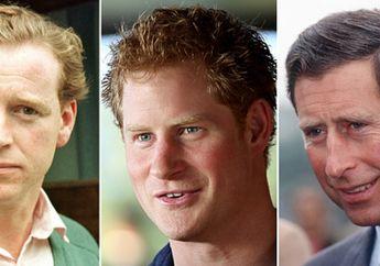 Pengeran Harry Bukanlah Anak dari Pangeran Charles, Benarkah?