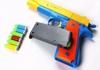 Awasi Mainan Anak Anda! Bocah Ini Kehilangan Salah Satu Matanya Karena 'Tertembak' Pistol Mainan