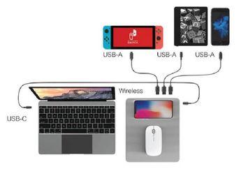 Canggih! Wireless Charger Ini Bisa Untuk Charge sampai 5 Gadget