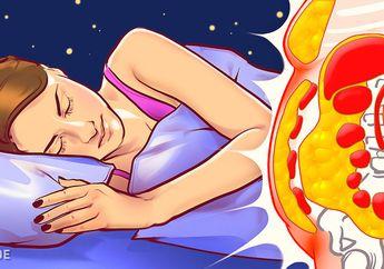 Inilah Alasan Mengapa Kita Tidak Disarankan Tidur Menghadap Sisi Kanan