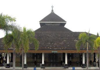 5 Masjid yang Ada di Indonesia Ini Tidak Memiliki Kubah, lo!