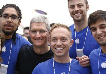 Wow... Terungkap Gaji Karyawan Apple, Ternyata...