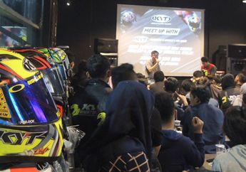 Meet Up With KYT Helmet Lover, Seru-Seruan Sambil Sharing dan Berbagi
