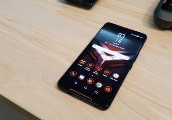 Penjualan Ponsel Selfie Kurang Laku, Asus Fokus Garap Ponsel Gaming