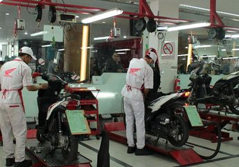Wow! Demi Konsumen, Honda Siapkan 3.750 AHASS Untuk Layanan Extra