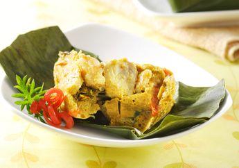 Resep Sukses Pepes Jamur Bumbu Rujak, Pelengkap Makan Malam Endes Rasanya