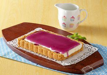 Sarapan Unik & Mengenyangkan dengan Pai Puding Cake
