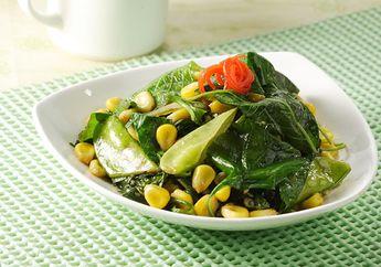 Ini Cara Benar Memasak Bayam Agar Tak Kehilangan Nutrisi & Vitaminnya
